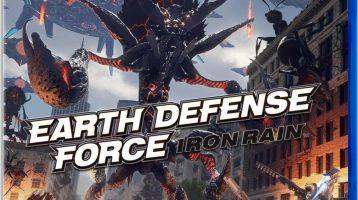 Earth Defense Force: Iron Rain Review