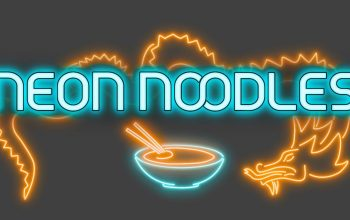 Machine Building Kitchen Game Neon Noodles out on Steam Early Access