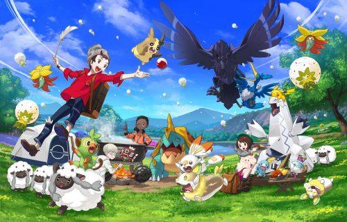 Pokemon Sword and Shield Final Trailer Released