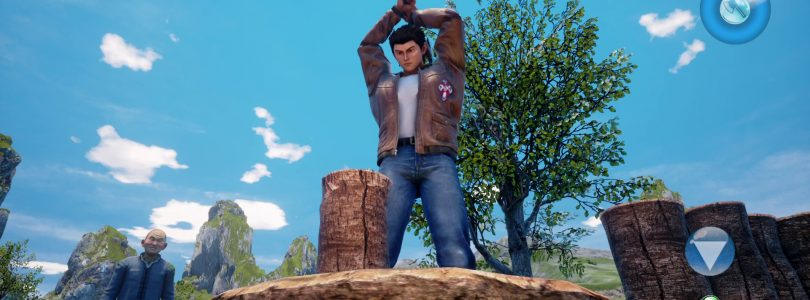 "Shenmue III Video Highlights ""Useless Stuff"""