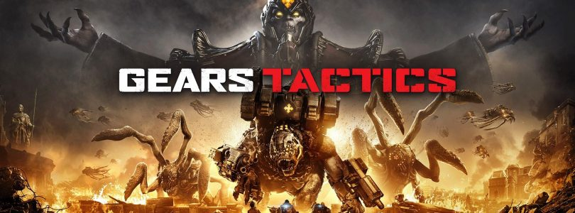 Gears Tactics Releasing on April 28, 2020 for PC