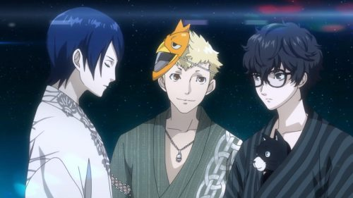 Persona 5 Scramble: The Phantom Strikers Focuses on Yusuke Kitagawa