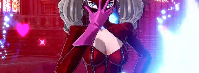 Persona 5 Scramble: The Phantom Strikers Highlights Ann Takamaki