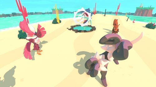 Temtem Releasing on Steam Early Acess on January 21