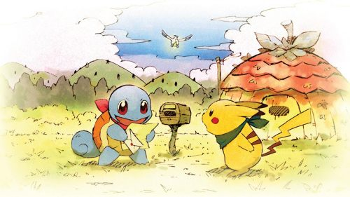 Pokemon Mystery Dungeon: Rescue Team DX Revealed for Switch