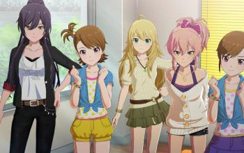 The Idolmaster: Starlit Season Revealed for PC and PlayStation 4