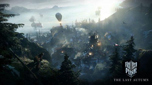 "Frostpunk's ""The Last Autumn"" DLC Unveiled"