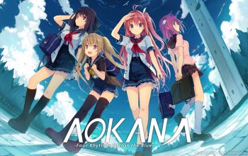 Aokana: Four Rhythms Across the Blue English Release Comes to Switch and PS4 this Summer