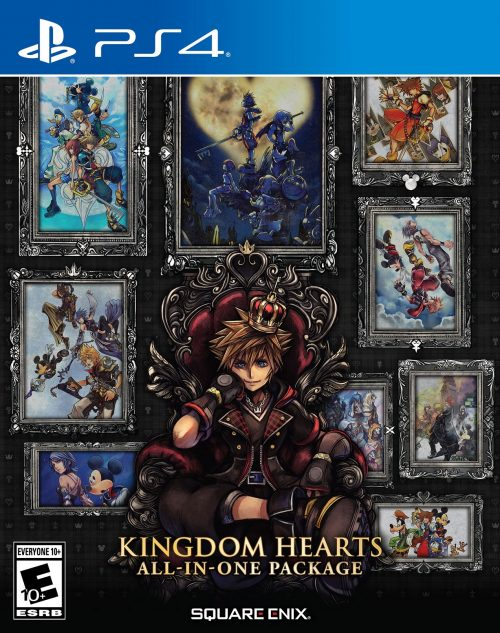 Kingdom Hearts All-In-One Package Comes to PS4 on March 17