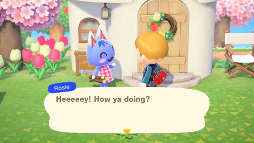 Animal Crossing: New Horizons Trailer Details Island Living
