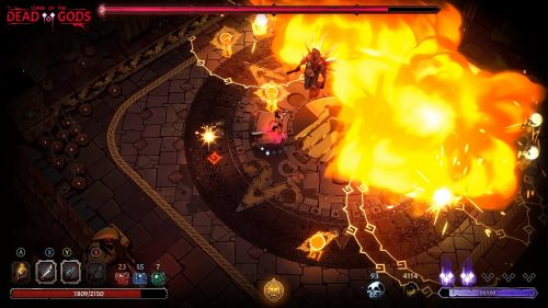 Curse of the Dead Gods Gameplay Trailer out ahead of February 23 Launch