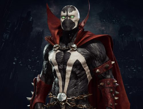 Mortal Kombat 11 Spawn Trailer Released