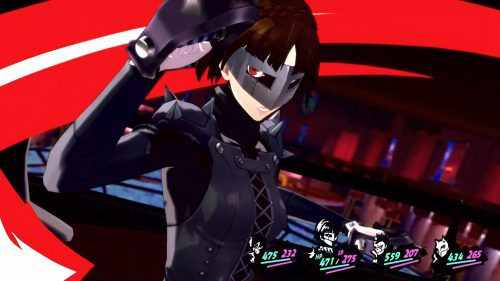 """Persona 5 Royal Trailer """"Change the World"""""""