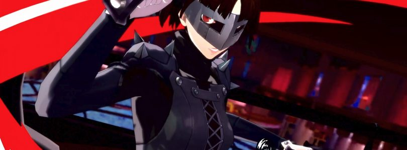 "Persona 5 Royal Trailer ""Change the World"""