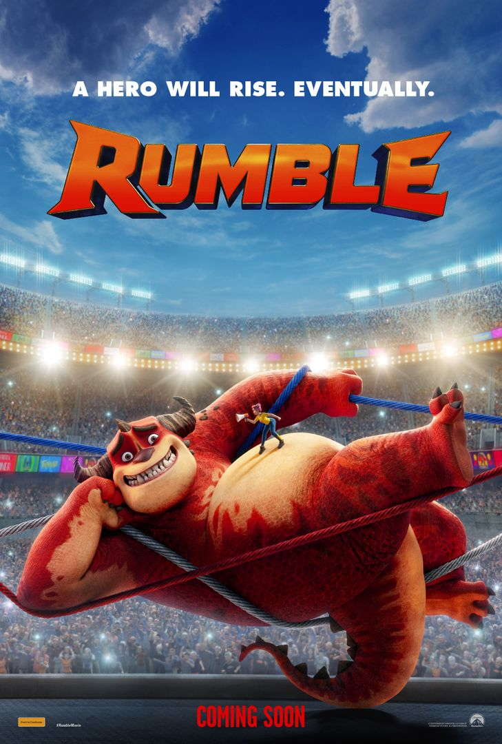 Monster Wrestling Film Rumble Coming To Cinemas On April 1 2021 Capsule Computers