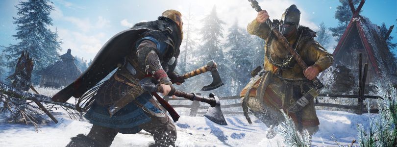 Assassin's Creed Valhalla First Look Gameplay Trailer is Only a Tease