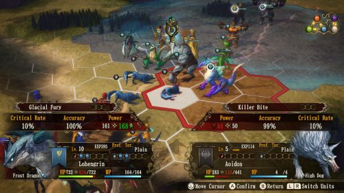 Brigandine: The Legend of Runersia Demo Now Available