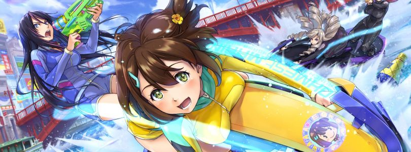 Kandagawa Jet Girls Releasing in the West this Summer