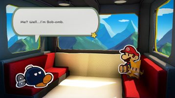 Paper Mario: The Origami King Revealed for July 17 Release