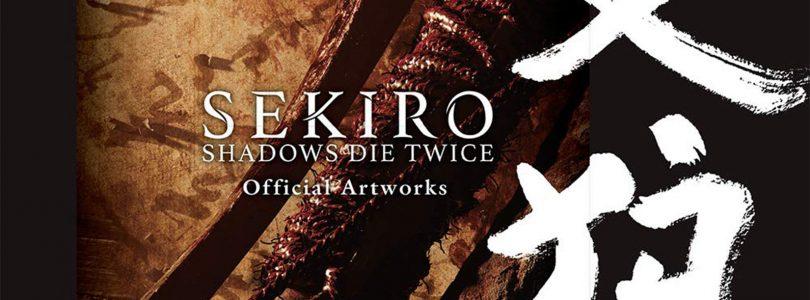 Yen Press Details Sekiro Art Book; Other October Releases