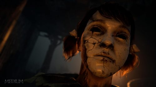 Psychological Horror Game The Medium Revealed by Bloober Team