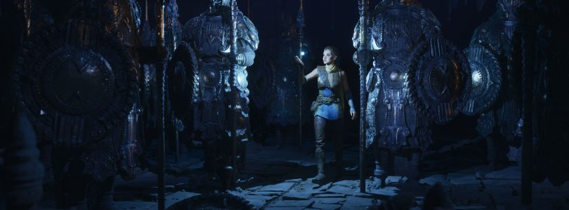 Unreal Engine 5 Unveiled with PlayStation 5 Tech Demo