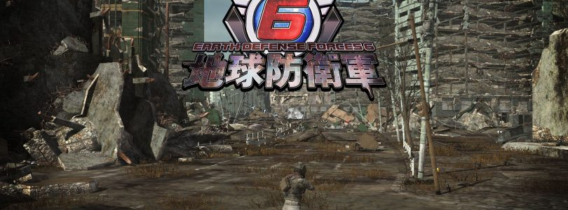 Earth Defense Force 6 Announced for 2021