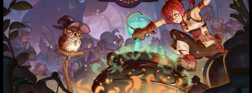 Potionomics Announced for PC Release by XSEED Games