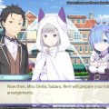 Re:ZERO – Starting Life in Another World: The Prophecy of the Throne Reveals New Character and Trailer