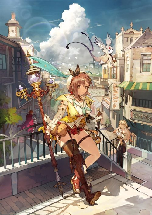 Atelier Ryza 2: Lost Legends & the Secret Fairy Screenshots and First Details Revealed