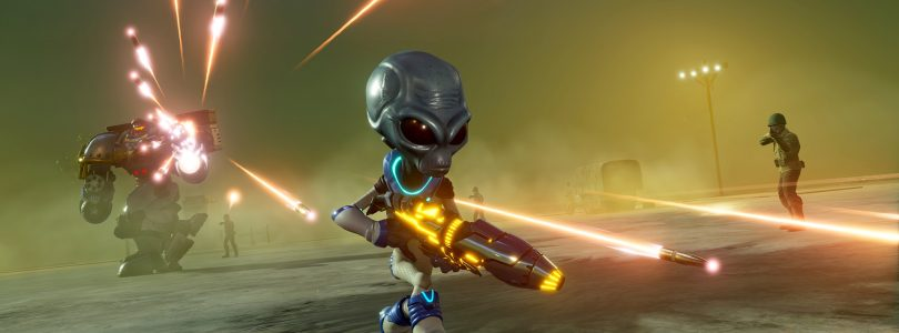 Destroy All Humans! New Trailer and Interactive Trailer Released