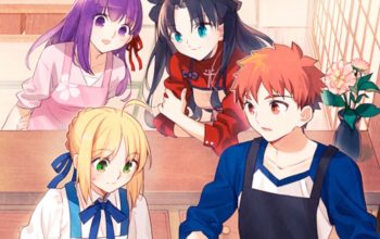 Everyday: Today's Menu for the Emiya Family to be Released in English