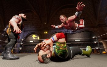 New WWE 2K Battlegrounds Trailer Talks Game Modes with Paul Heyman