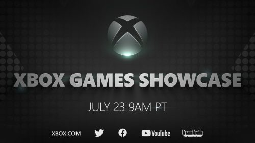 Xbox Games Showcase Announced for July 23