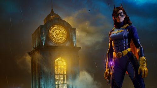 Gotham Knights Revealed with Batman's Death