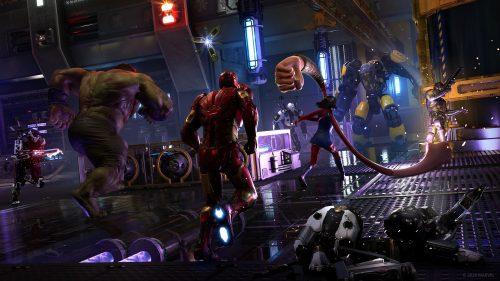 Marvel's Avengers Beta Detailed and Hawkeye Teased