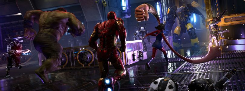 Marvel's Avengers Beta Detailed and Hawkeye Teased