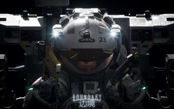 Near Future Space Shooter Boundary's Steam Page Goes Live