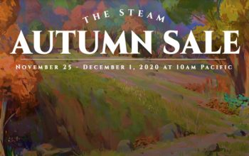 Steam Autumn Sale 2020 On Now