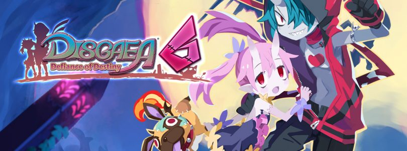 Disgaea 6: Defiance of Destiny Characters Introduced in Latest Trailer