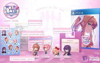 Doki Doki Literature Club Plus! Revealed for Consoles and PC Release on June 30