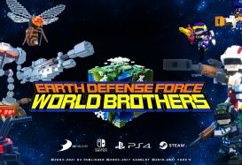 Earth Defense Force: World Brothers Review