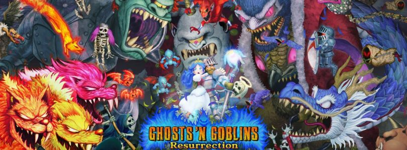 Ghosts 'n Goblins Resurrection Review
