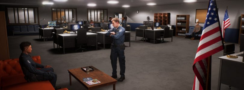 Police Simulator Patrol Officers Preview