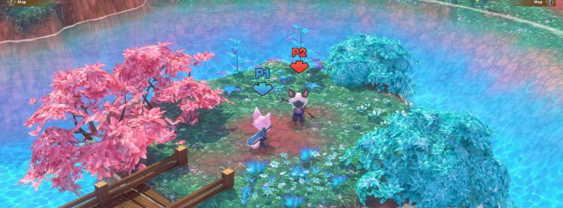 Kitaria Fables Gameplay Trailer Released