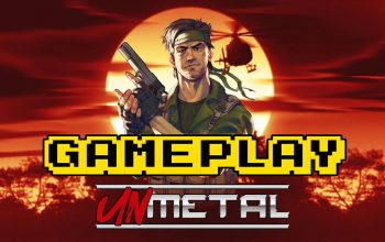 UnMetal First 1.5 Hours of Gameplay