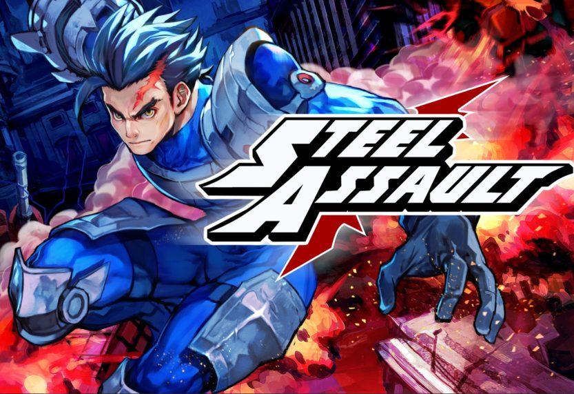 Steel Assault Review