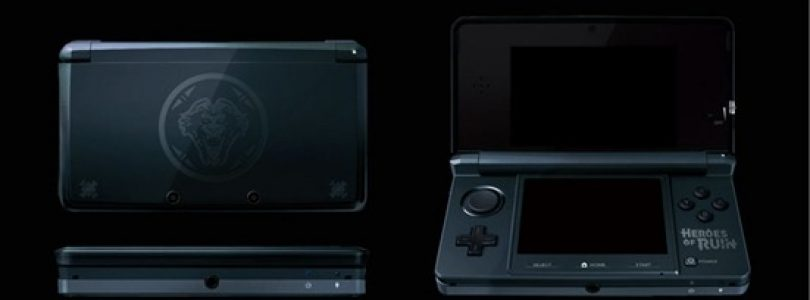 Heroes of Ruin limited edition 3DS revealed