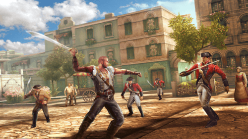 """Gameloft's """"BackStab"""" coming to Xperia PLAY – Perfect for all those """"special"""" moments!"""