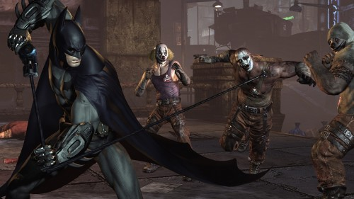 Batman: Arkham City For Wii U